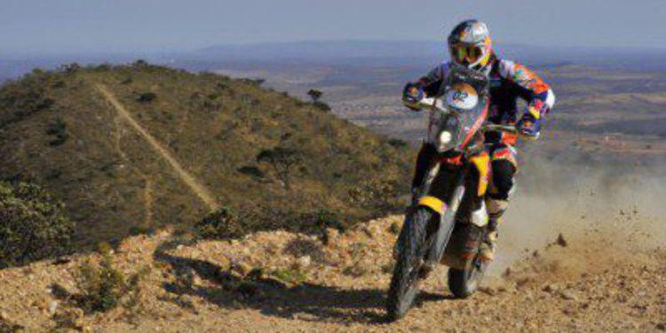 Marc Coma gana la etapa 5 del Rally dos Sertões