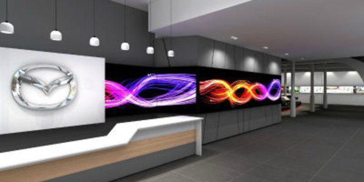 Abre el Mazda Space en Barcelona