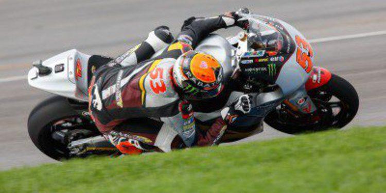 Tito Rabat se repone y lidera la FP2 de Moto2