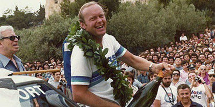 Luto en los rallies. Fallece Bjorn Waldegard