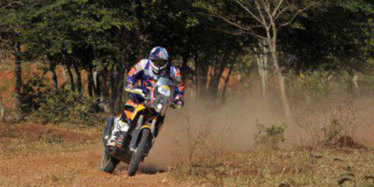 Marc Coma gana el Rally dos Sertões 2014