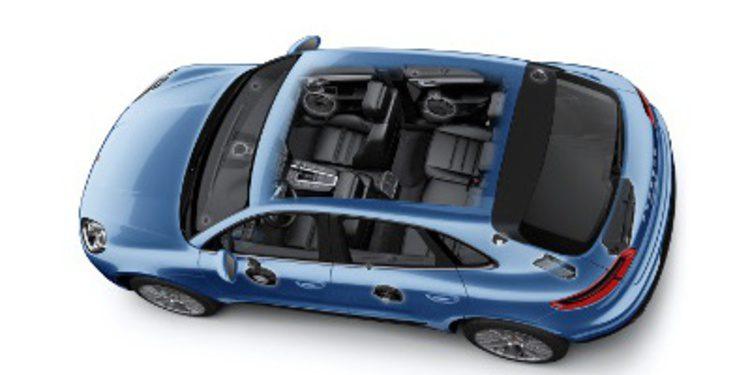 Prueba Porsche Macan Turbo: técnica