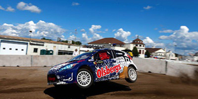 Finlandia cae del calendario del Mundial de Rallycross