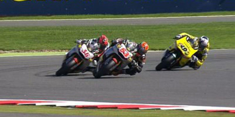 Rabat consigue la victoria de Moto2 en Silverstone