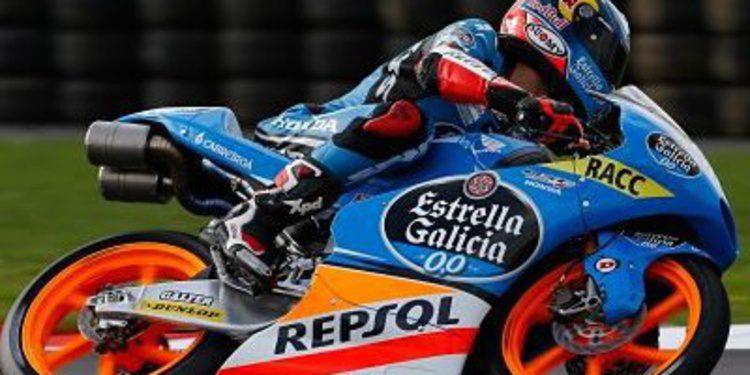 Alex Rins logra su primer triunfo del año en Silverstone