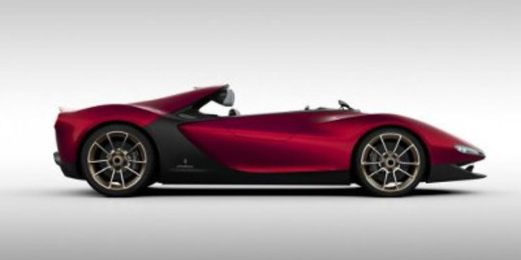 Pininfarina podría fabricar finalmente el concept Sergio