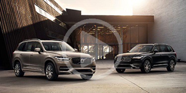 Descubre en movimiento el nuevo Volvo XC90