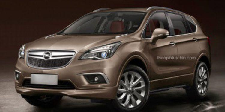 Primeros detalles sobre el nuevo Opel Antara