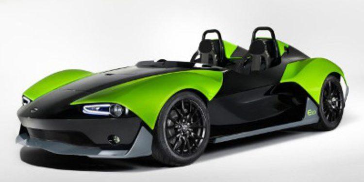 Zenos presenta una variante más deportiva del E10