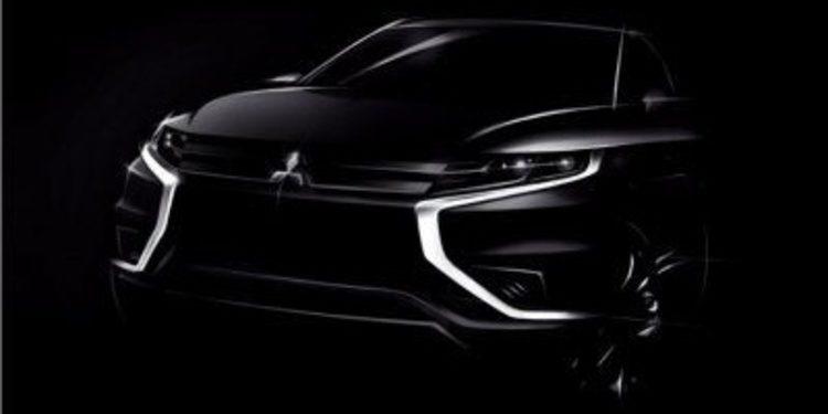 Nuevo Mitsubishi Outlander PHEV Concept-S