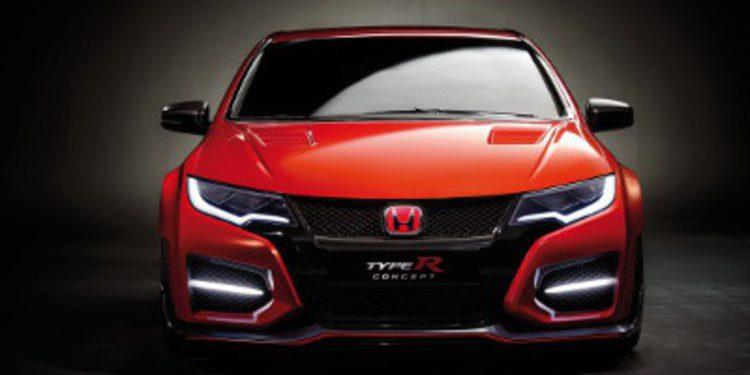 Cazado el Honda Civic Type R definitivo