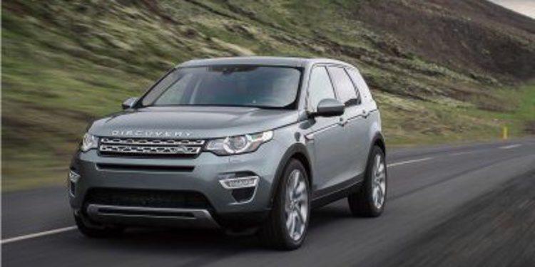 Land Rover nos presenta su nuevo Discovery Sport