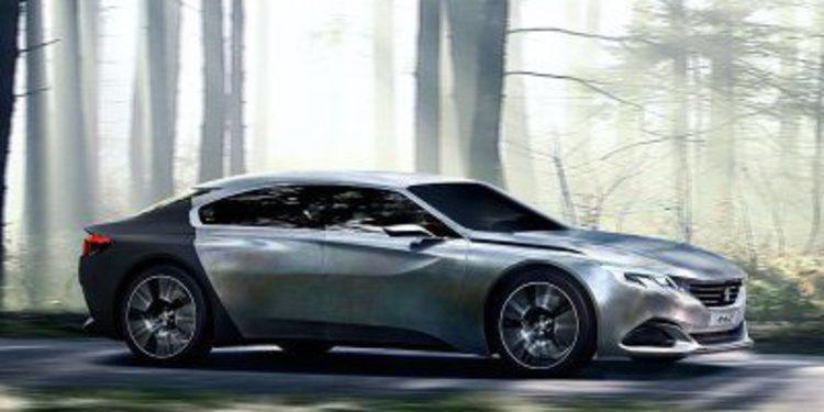 """El nuevo concept """"premium"""" de Peugeot se llama Exalt"""