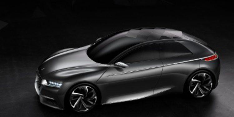 Citroën presenta el sugerente concept DS Divine
