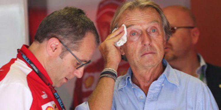 Confirmado: Montezemolo abandona Ferrari
