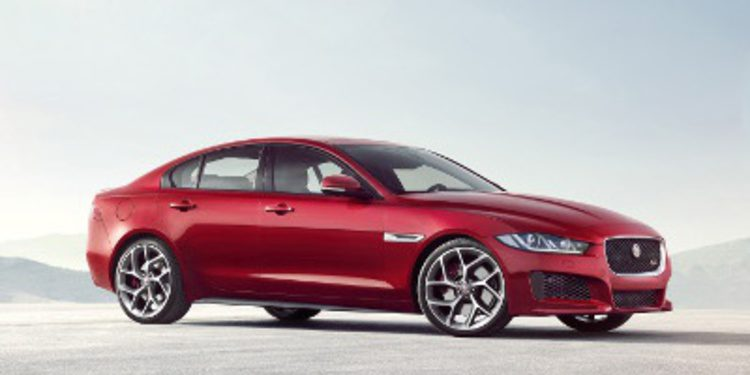 Jaguar presenta al fin la berlina media XE