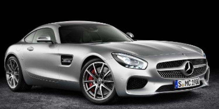 Mercedes presenta oficialmente el AMG GT