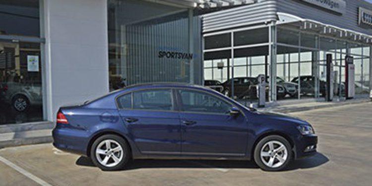 Contacto: Nos ponemos al volante del Volkswagen Passat (II)