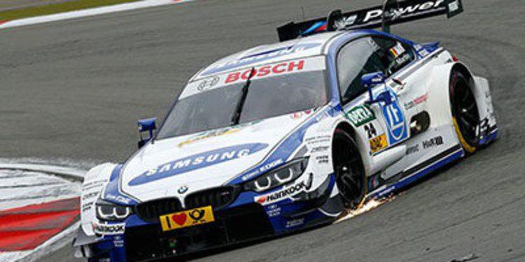 Lausitzring puede dar el título del DTM a Marco Wittmann