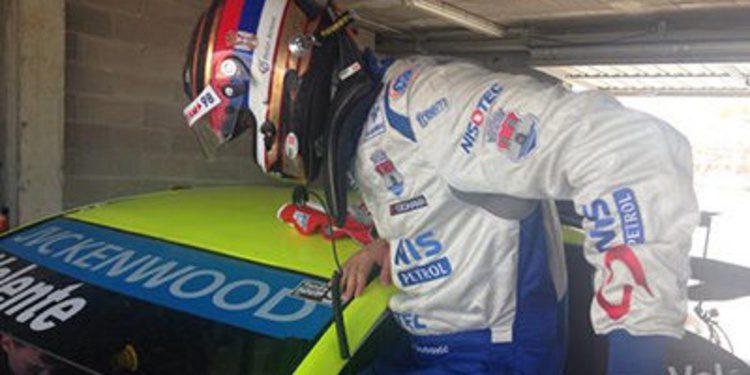 Dusan Borkovic entrena en España con el Chevrolet RML TC1