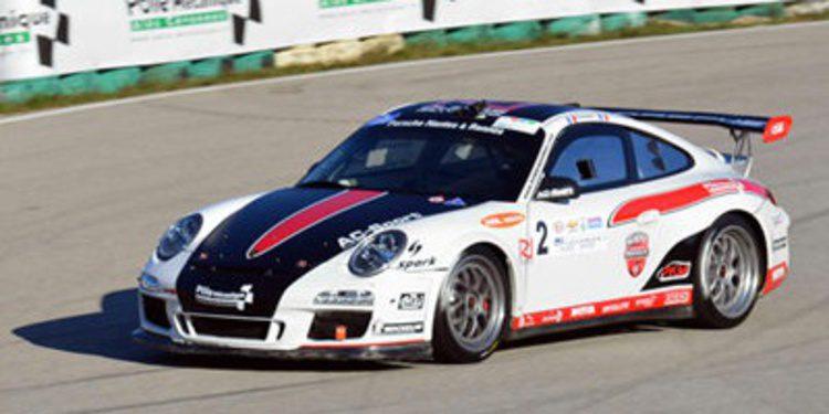 Romain Dumas quiere 'hacer vida' con los Porsche R-GT