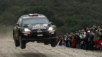 Nasser Al-Attiyah no le quita ojo al Hyundai i20 WRC