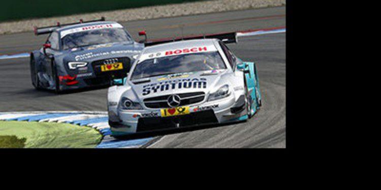Miguel Molina y Daniel Juncadella motivados ante Lausitzring