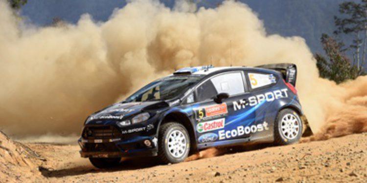 Consejo Mundial del Motor en Beijing: WRC