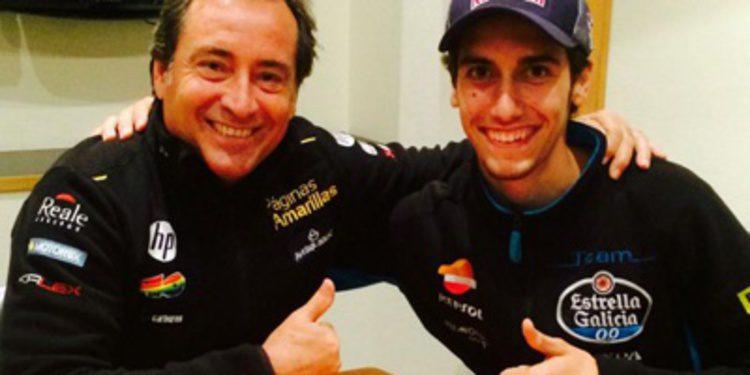 Alex Rins ficha por Pons Moto2 por dos temporadas