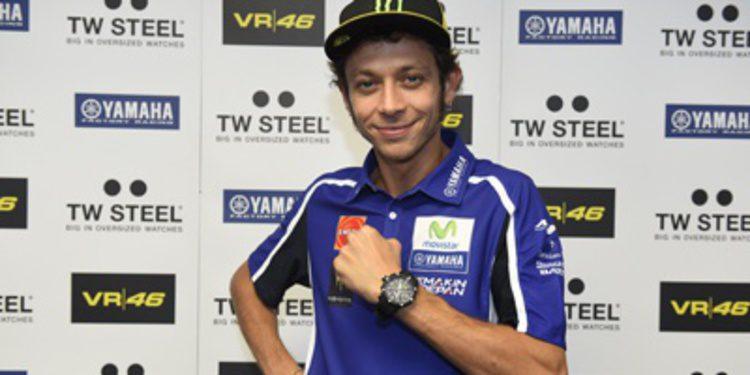 La marca de relojes TW Steel socia de Yamaha MotoGP