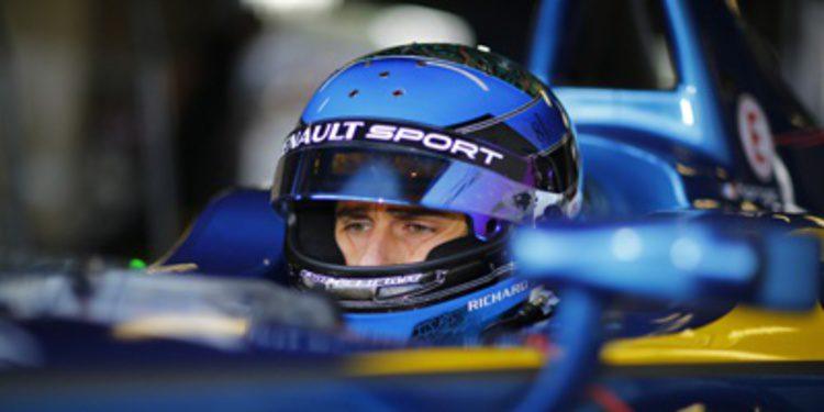 Nicolas Prost consigue la primera pole de la Formula E