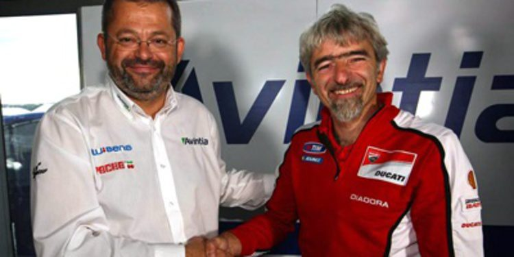 Avintia Racing contará con motos Ducati en MotoGP