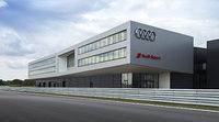 Nuevo centro de Audi de alta tecnología en Neuburg