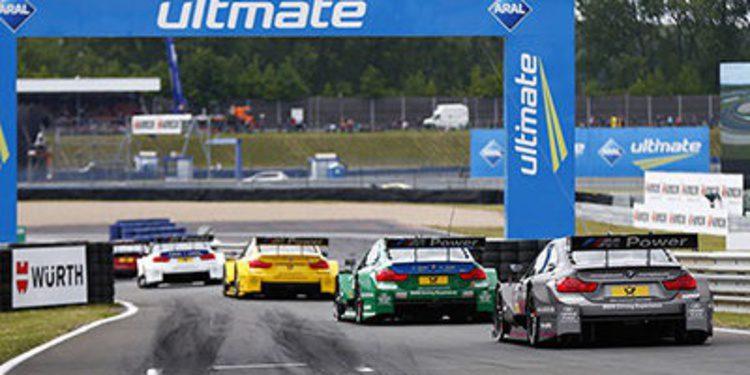 Directo clasificación en Lausitzring del DTM 2014