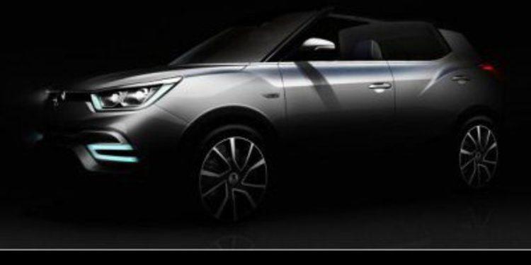 Los concepts de SsangYong anticipan el futuro X100