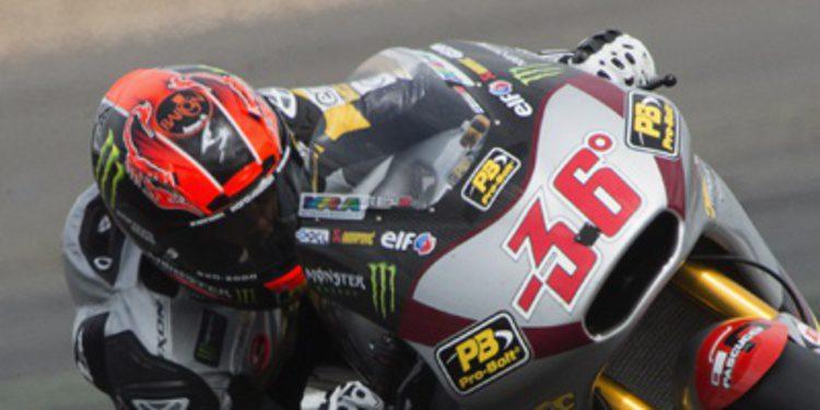 Mika Kallio se anota la pole de Moto2 en San Marino