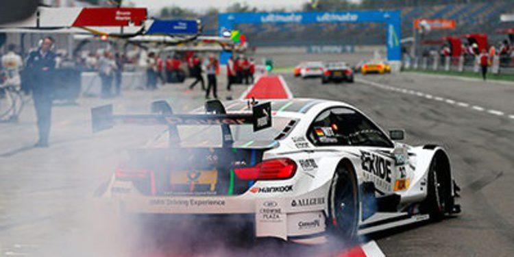 Pascal Wehrlein consigue su primera pole del DTM en Lausitzring