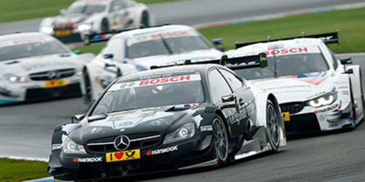 Directo: Carrera del DTM en Lausitzring
