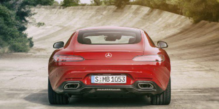 Más y más vídeos del nuevo Mercedes AMG GT