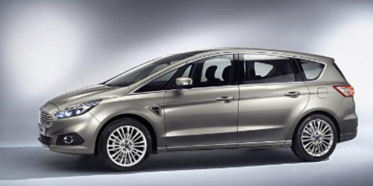 Ford desvela la nueva generación del S-Max