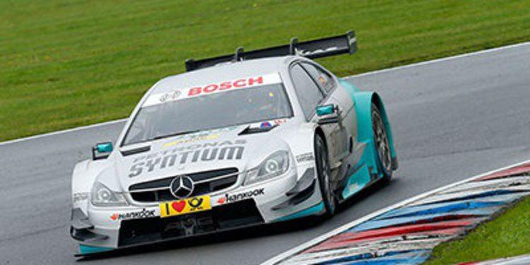 Juncadella y Molina terminan en los puntos en Lausitzring