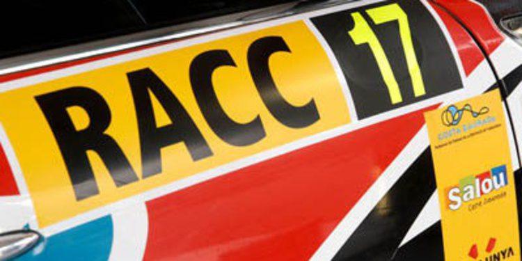 El Rally RACC de Catalunya arrancará en Barcelona