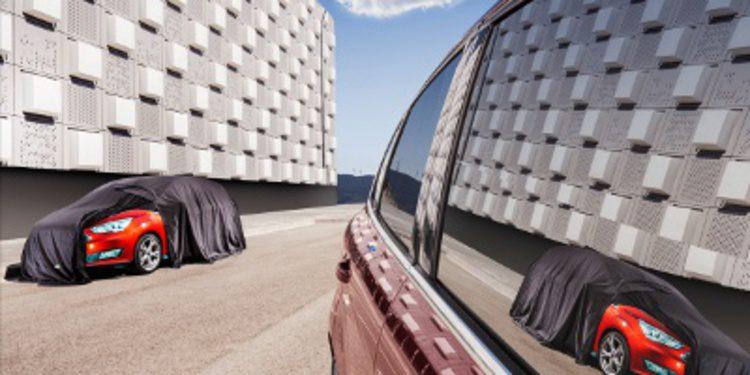 Ford renueva también el C-Max en París