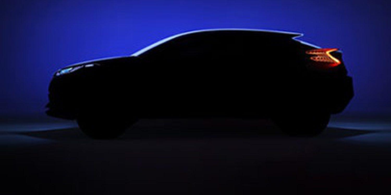 Toyota presentará el nuevo C-HR en formato Concept