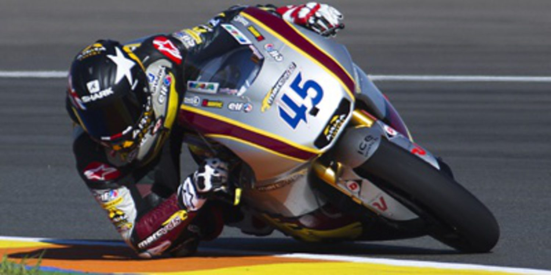 Marc VDS a MotoGP con Scott Redding y una Honda satélite