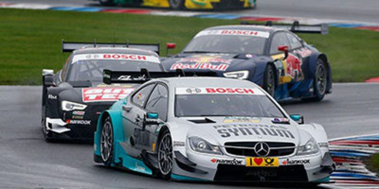 Así está el DTM 2014 tras Lausitzring