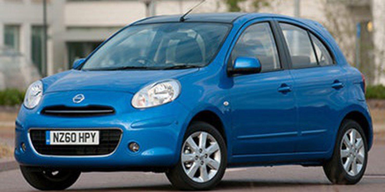 Nuevos detalles de la quinta generación del Nissan Micra