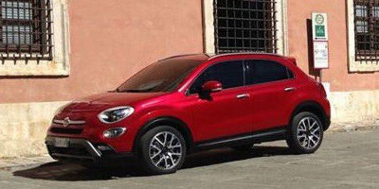 Filtrado el nuevo Fiat 500X