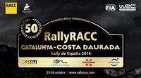 Tramo urbano del Rally RACC de Catalunya en Montjuic