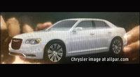 A Chrysler se le escapa el nuevo 300C